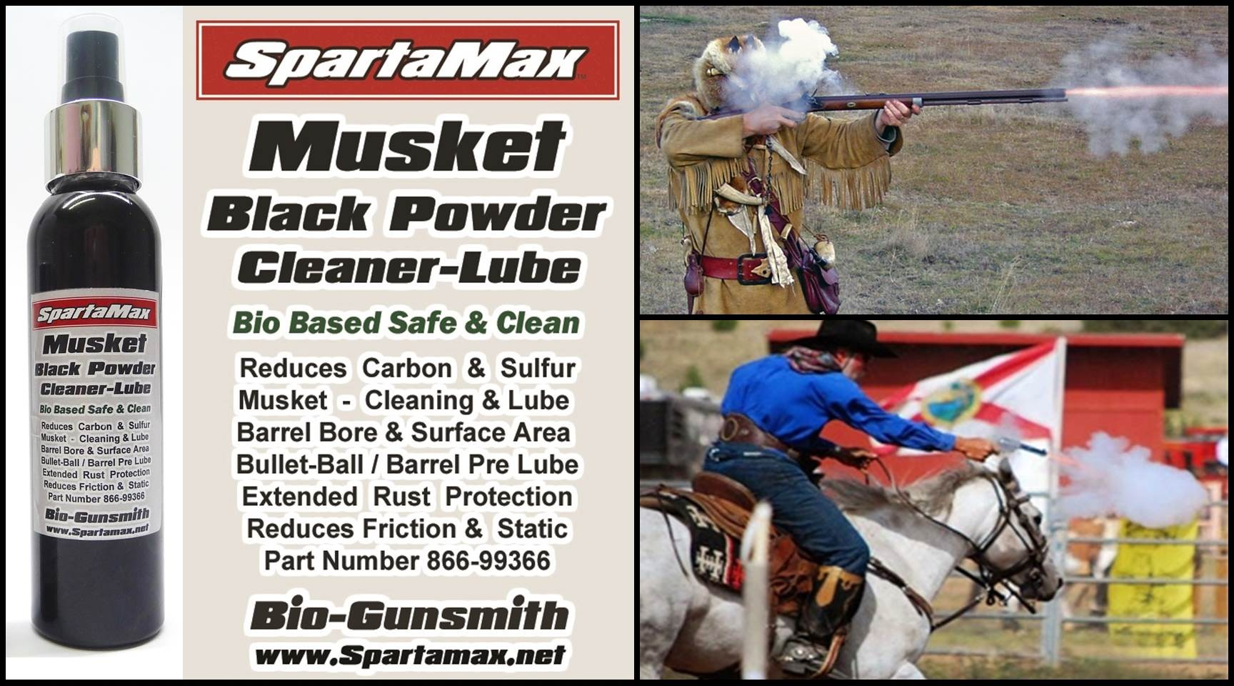 MUSKET BLACK POWDER